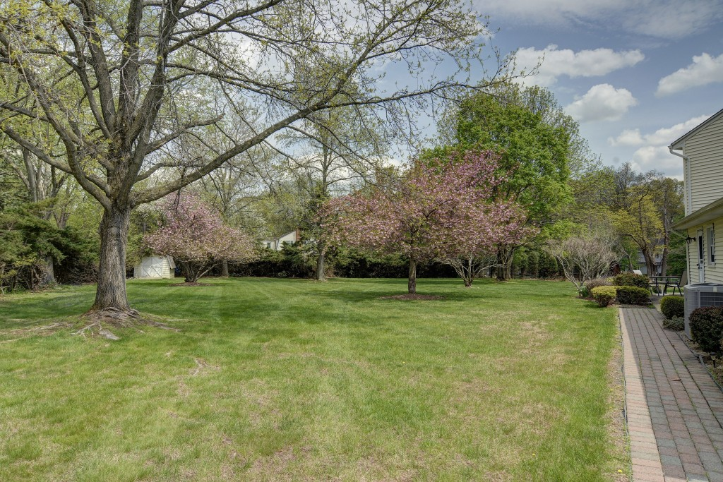 Five bedrooms, Three baths, (almost) One acre – Basking Ridge