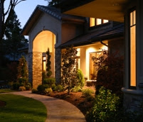 Curb Appeal Also Matters at Night