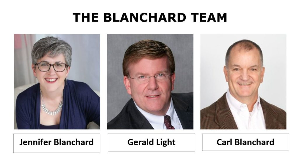 The Blanchard Team Story