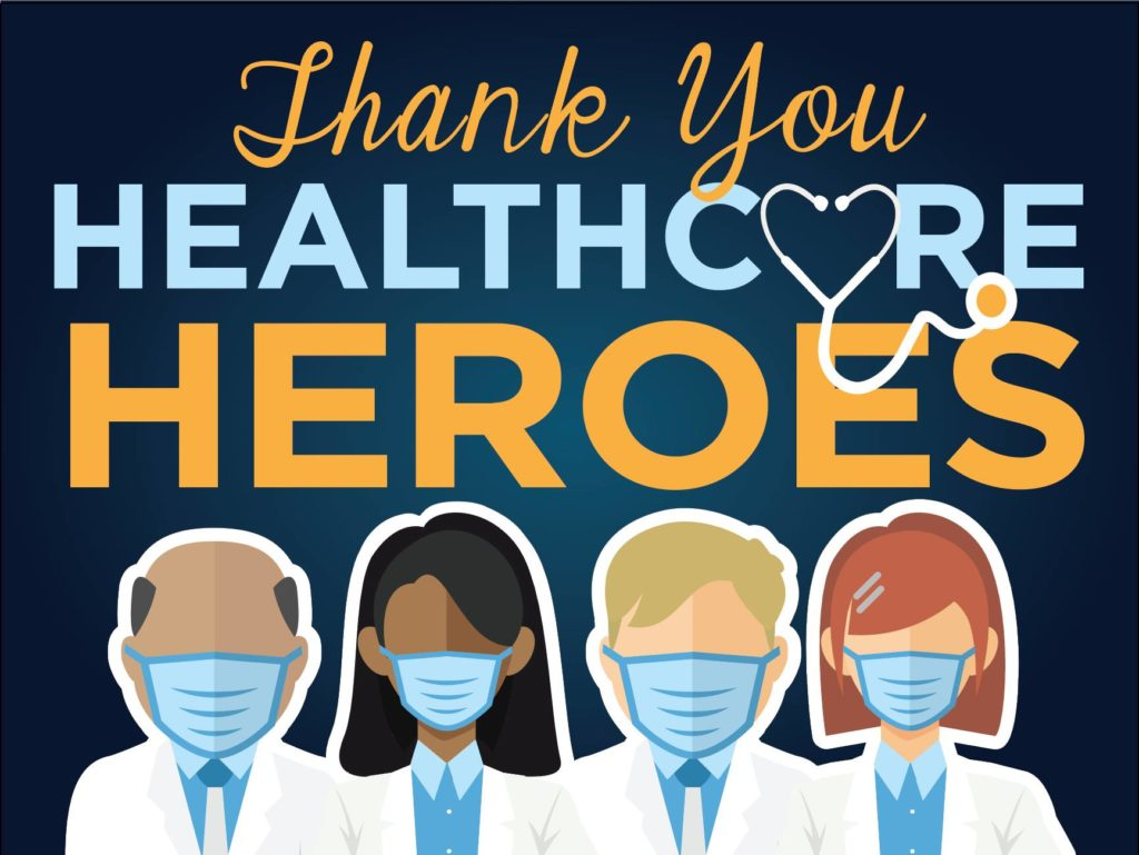 support our healthcare workers